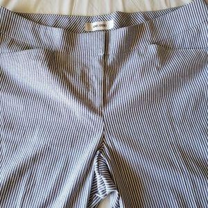 Jones Studio Pinestripe Trousers- Size 16